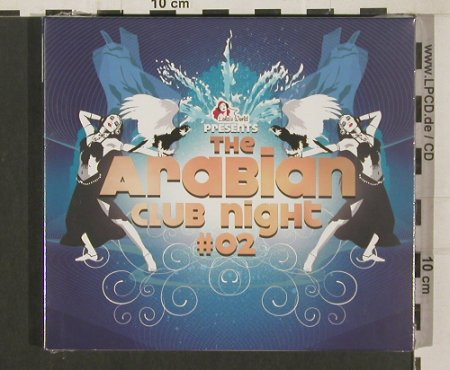 V.A.The Arabian Club Night: #02, by DJ Ralph von Richthoven, Clubstar(cls0001762), , 2009 - 2CD - 80042 - 7,50 Euro