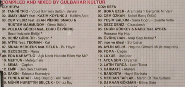 V.A.Made in Turkey: 5 -The World oTurkish Grooves, Digi, Soulstar(cls0002142), FS-New, 2010 - 2CD - 80867 - 11,50 Euro