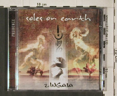Zingaia: Soles on Earth, FS-New, Prudence(398.6665.2), , 2004 - CD - 81266 - 7,50 Euro