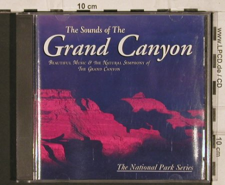 Grand Canyon: The Sound of the, Orange Tree(OT 31113), , 1993 - CD - 82024 - 7,50 Euro