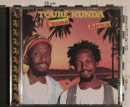 Kunda,Toure: E'mma Africa '80, FS-New, Celluloid(), F, 2002 - CD - 82057 - 10,00 Euro