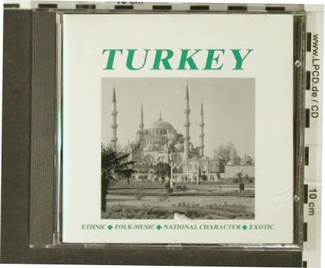 V.A.Turkey: Ethnic Folk Music,nation.Character, Sonia(CD 77129), D,  - CD - 84035 - 5,00 Euro