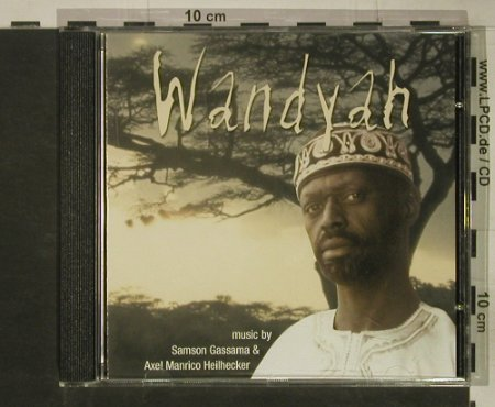 Gassama & Heilhecker: Wandyah, think progressive(03587-2), D, 1999 - CD - 84176 - 7,50 Euro