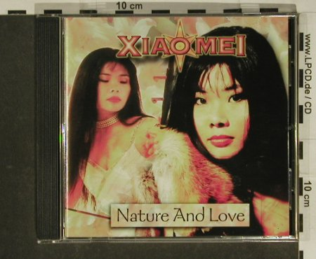 Xiaomei: Nature and Love, vg+/m-, Goodlife(), D, 1999 - CD - 84183 - 7,50 Euro
