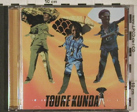 Kunda,Toure: Same '81, FS-New, Celluloid(), F, 02 - CD - 90516 - 10,00 Euro