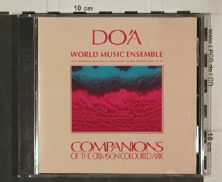 Do'a: Companions o.t.Crimson Coloured Ark, Rounder(PHILOcdPH-9009), US, 1986 - CD - 92147 - 11,50 Euro