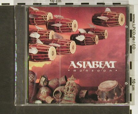 Asiabeat: Monsoon, FS-New, Mountain(MOU41772), D,  - CD - 93243 - 14,00 Euro