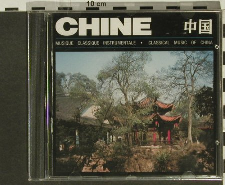 V.A.China: Classical Music Of China, Playa Sound(), F, FS-New,  - CD - 94318 - 10,00 Euro