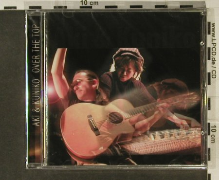 Aki & Kuniko: Over The Top, FS-New, Acoustic Music(319.1368.2), D, 2006 - CD - 94886 - 10,00 Euro