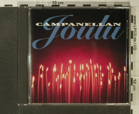 Campanellan: Joulu, Alba Records(NCD 3), SF, 1993 - CD - 95611 - 10,00 Euro