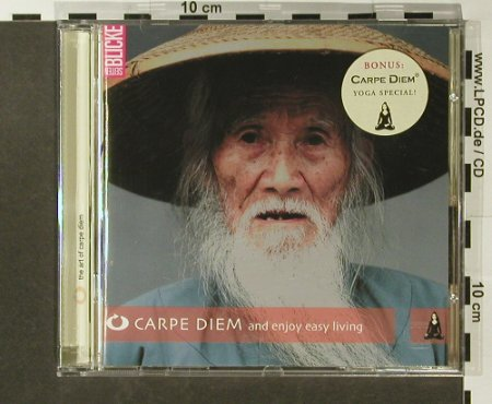 V.A.Carpe Diem & Enjoy Easy Living: 11 Tr., Warner Music(), EU, 2005 - CD - 96522 - 5,00 Euro