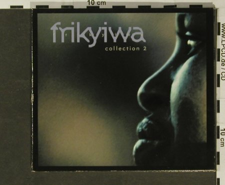 V.A.Frikyiwa Collection 2: 8 Tr.,Digi, co, Cobalt(), D, 2000 - CD - 96816 - 7,50 Euro