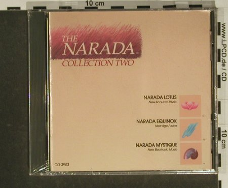 V.A.Narada Collection 2: David Lanz..Richard Souther,FS-New, Narada(CD-3903), US, 1989 - CD - 97442 - 10,00 Euro