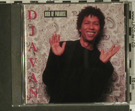 Djavan: Bird of Paradise, Columbia(CK 44276), US, 1988 - CD - 98889 - 4,00 Euro