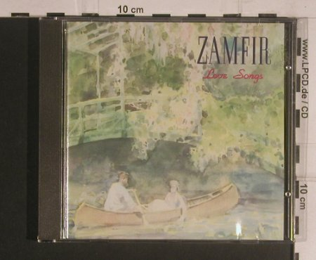 Zamfir,George: Love Songs, Philips(510 212-2), NL, 1991 - CD - 99597 - 7,50 Euro
