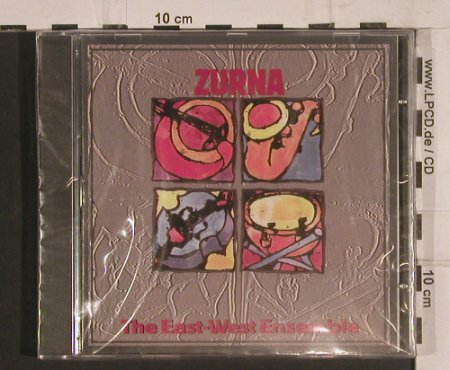 East-West Ensemble: Zurna, FS-New, Pastels(20.1656), D, 1995 - CD - 99720 - 5,00 Euro