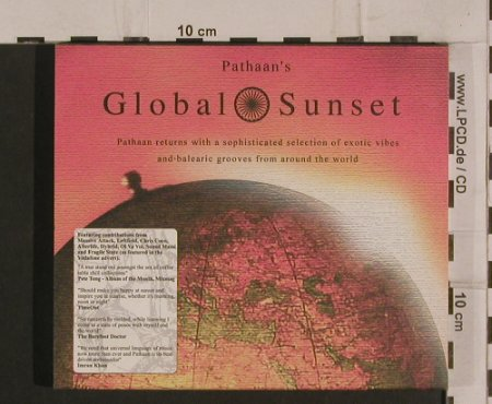 V.A.Pathaan's Global Sunset: Exotic Vibes,Baleraric..., Altura(Alturacd2), , 2005 - 2CD - 99820 - 10,00 Euro