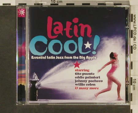 V.A.Latin Cool!: Tito Puente, Willie Collon...15 Tr., Union Square(METRCD221), EU, 2007 - CD - 50380 - 7,50 Euro