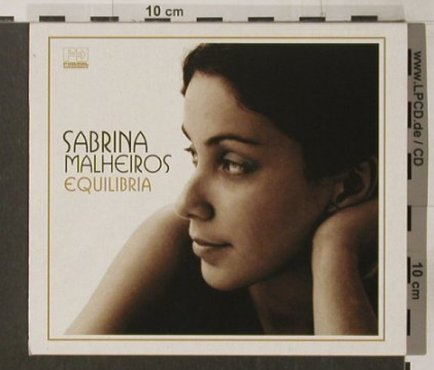 Malheiros,Sabrina: Equilibra, Far Out(), , 2005 - CD - 53162 - 10,00 Euro