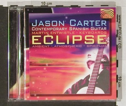 Carter,Jason / Martin Entwistle: Eclipse, ARC(), , 1999 - CD - 55767 - 5,00 Euro