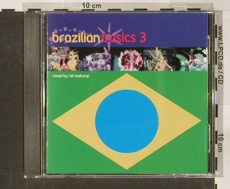 V.A.Brazilian Basics: mixed by Rob Boskamp, UE(), EC, 00 - CD - 56071 - 7,50 Euro