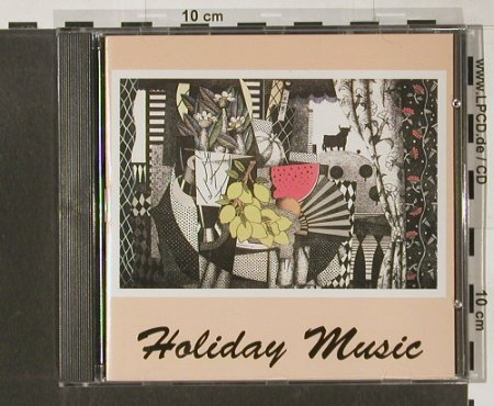 V.A.Holiday Music: 18 Tr.,  RUI Hotels, Alfa Delta(03262), E,  - CD - 56980 - 5,00 Euro