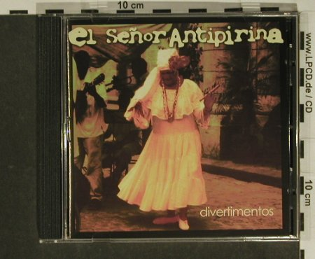 El Senor Antipirina: Divertimentos, Boa(), E,  - CD - 57060 - 5,00 Euro