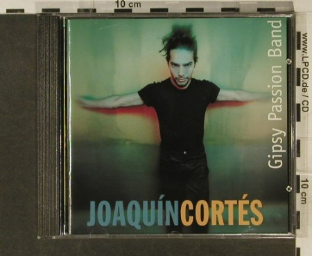 Cortes,Joaquin: Gipsy Passion Band, EMI(8 57477 2), UK, 1997 - CD - 57239 - 10,00 Euro