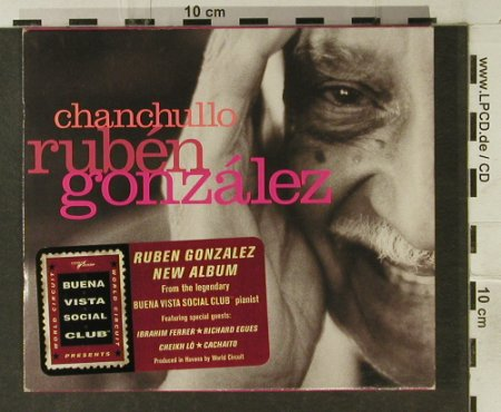 Gonzalez,Ruben: Chanchullo, World Circuit(WCD060), D, 2000 - CD - 58083 - 10,00 Euro