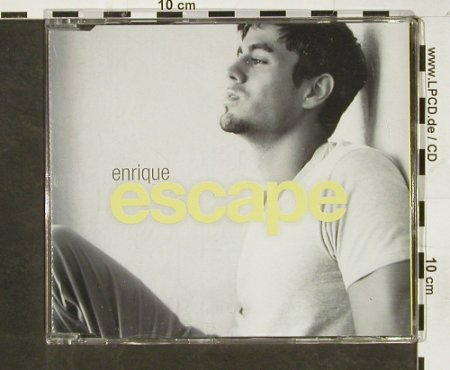 Iglesias,Enrique: Escape*2,Promo, Intersc.(EICDP3), EU, 2002 - CD5inch - 58497 - 2,50 Euro