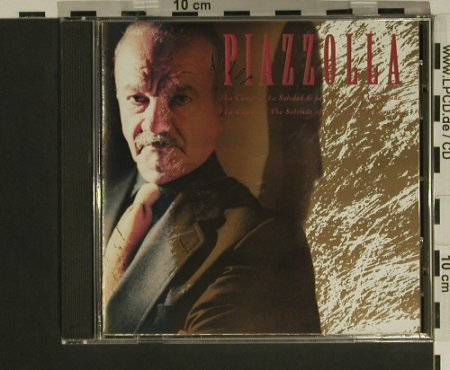 Piazzolla,Astor: La Camorra, Am.Clave(), D, 89 - CD - 60710 - 5,00 Euro