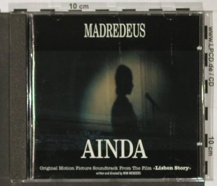 Madredeus: Ainda-from Film'Lisbon Story', EMI(), NL, 95 - CD - 61059 - 6,00 Euro