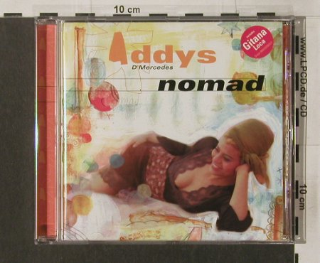 D'Mercedes,Addys: Nomad, Media Luna(), EU, 2003 - CD - 63033 - 5,00 Euro