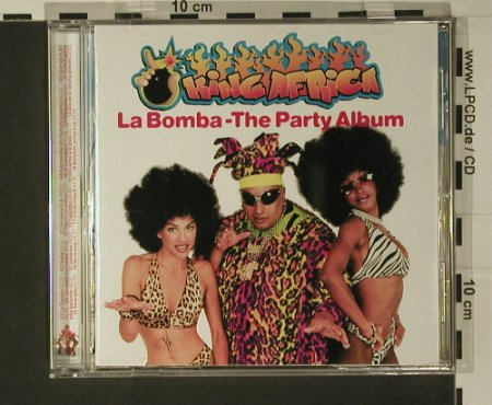 King Africa: La Bomba(Das Album), A45(), D, 00 - CD - 64563 - 4,00 Euro