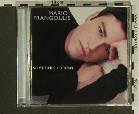 Frangoulis,Mario: Sometimes I Dream, Sony(), , 02 - CD - 64825 - 5,00 Euro