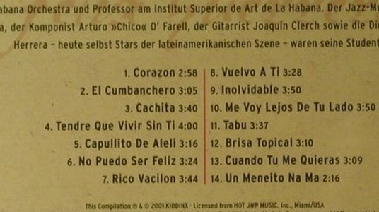 Guerrero,Felix: Brisa Opical, Kiddinx(), D, 01 - CD - 64966 - 5,00 Euro