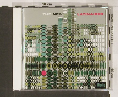 V.A.New Latinaires: 10 Tr., Ubiquity(), , 99 - CD - 66178 - 7,50 Euro