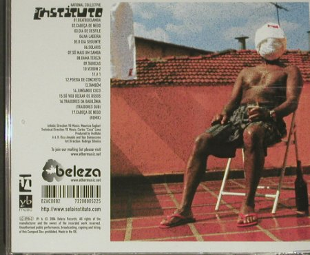 Instituto: National Collective, Beleza Rec(), UK, 2004 - CD - 67627 - 10,00 Euro