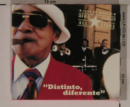 Afro Cuban Allstars: Distinto,diferente, World Ci(), , 99 - CD - 67891 - 11,50 Euro