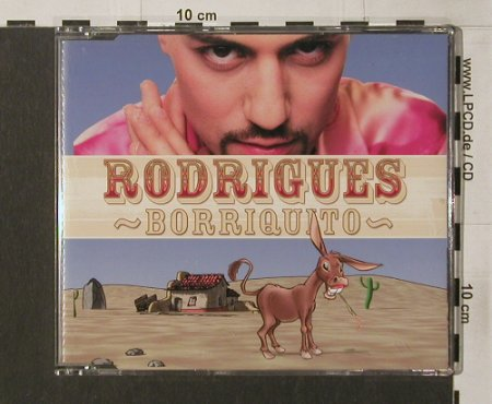 Rodrigues: Borriquito*3+1, Jive(), , 2000 - CD5inch - 68423 - 2,50 Euro