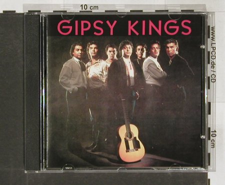 Gipsy Kings: Same, Columb.(), A, 87 - CD - 68484 - 7,50 Euro