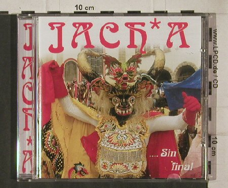 Jack*a: ...sin final, Jack'a(BEP-123), EC,  - CD - 81212 - 6,00 Euro