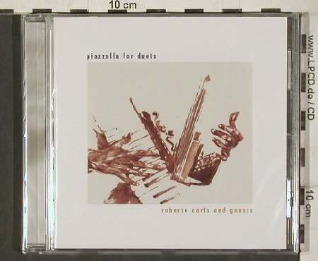 Daris,Roberto: Piazzolla for Duets, FS-New, Bella Musica(BM 31.7042), D, 2001 - CD - 81338 - 10,00 Euro