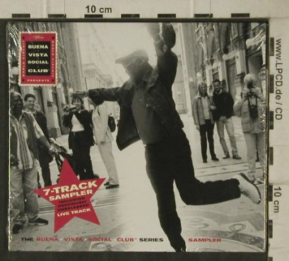 Buena Vista Social Club: Series Sampler,7 Tr.Live,Digi, WorldCircu(), EU,FS-NEW, 2000 - CD5inch - 81375 - 4,00 Euro