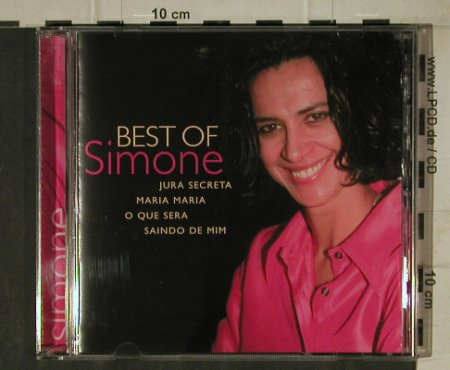 Simone: Best of, 14 Tr., Disky(SI 995332), EU, 2000 - CD - 81694 - 7,50 Euro