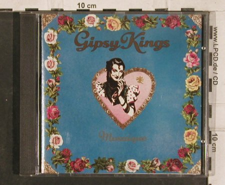 Gipsy Kings: Mosaique, Telstar(), NL, 1989 - CD - 83116 - 6,00 Euro