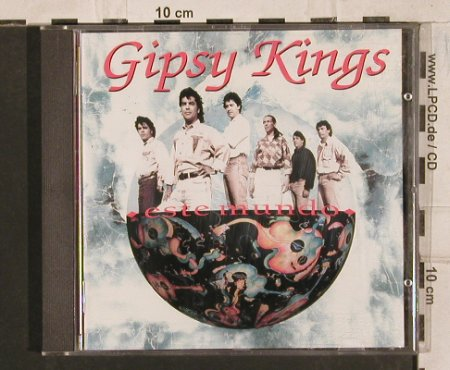 Gipsy Kings: Este Mundo, Columbia(), A, 1991 - CD - 83686 - 5,00 Euro