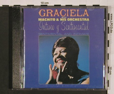 Graciela with Machito & h. Orch: Intimo y Sentimental, 3RD(third 33333), D, 1993 - CD - 84069 - 10,00 Euro