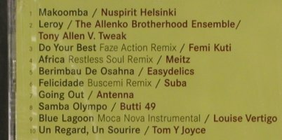 V.A.Mundial Muzique Vol.2: 10Tr.select.modern.Afro,Carib.Latin, Guidance(), EU,FS-New, 02 - CD - 90693 - 7,50 Euro