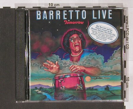 Barretto,Ray: Live in New York, Messidor(15950), , 91 - CD - 91249 - 12,50 Euro